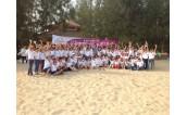 HANESbrands - Team Building at Eureka Linh Truong Resort