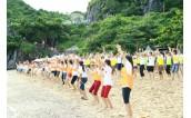 HANES - Team Building 2014 - Cat Ba Island