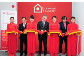 First Ariston Academy opened in Vietnam