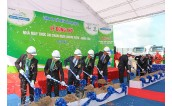 Ground Breaking Ceremony of ANOVA FEED mill - Hung Yen