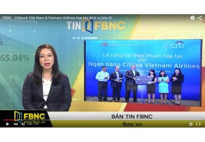 Citi Vietnam and Vietnam Airlines Announce Partnership Agreement - News Coverage on FBNC